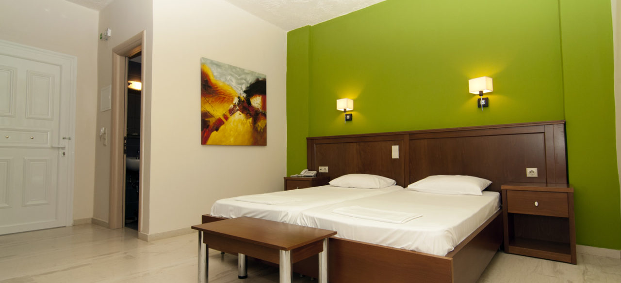 Accommodation in Hotel Elina